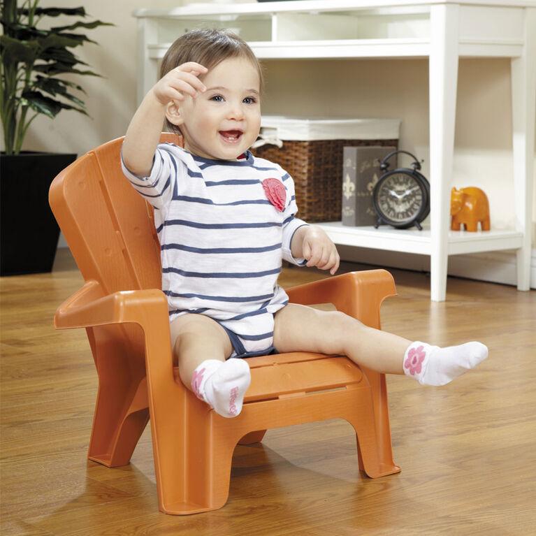Garden Chair- Orange