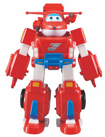 Super Wings Jett's Super Robot Suit