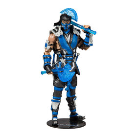 Mortal Kombat - Sub-Zero Action Figure