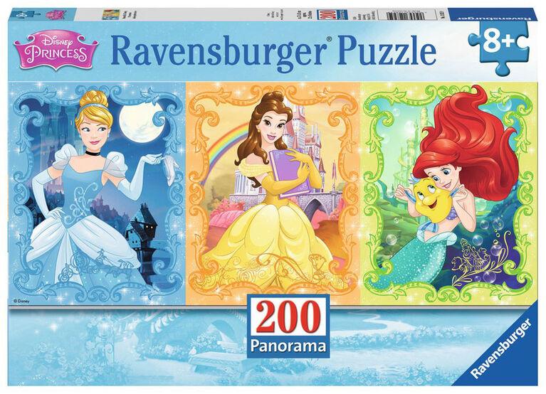 Ravensburger - Beautiful Disney Princesses Puzzle 200pc