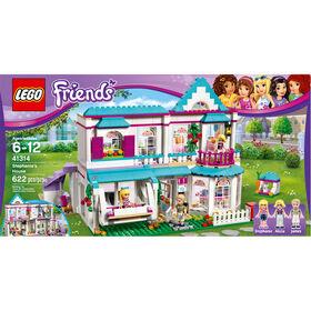 LEGO Friends La maison de Stéphanie 41314