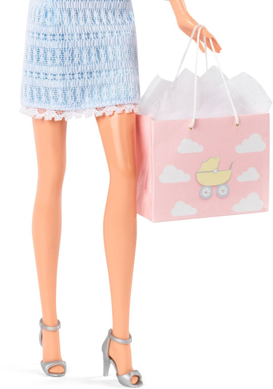 Barbie Welcome Baby Barbie Doll.