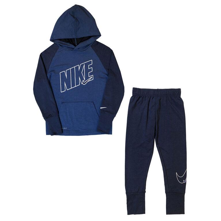 Ensemble DRI-FIT Nike - Bleu, Taille 5