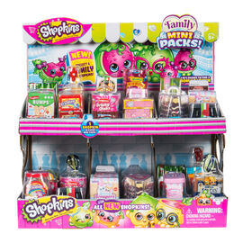 Shopkins Saison 11 - Mini Emballage - Famille - Emballage simple.