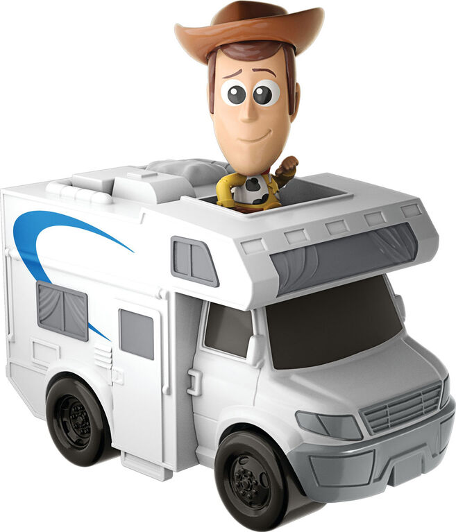 Disney Pixar Toy Story 4 Mini Woody and RV