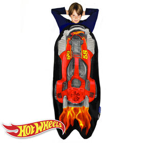 Blankie Tails Hot Wheels Red Racer