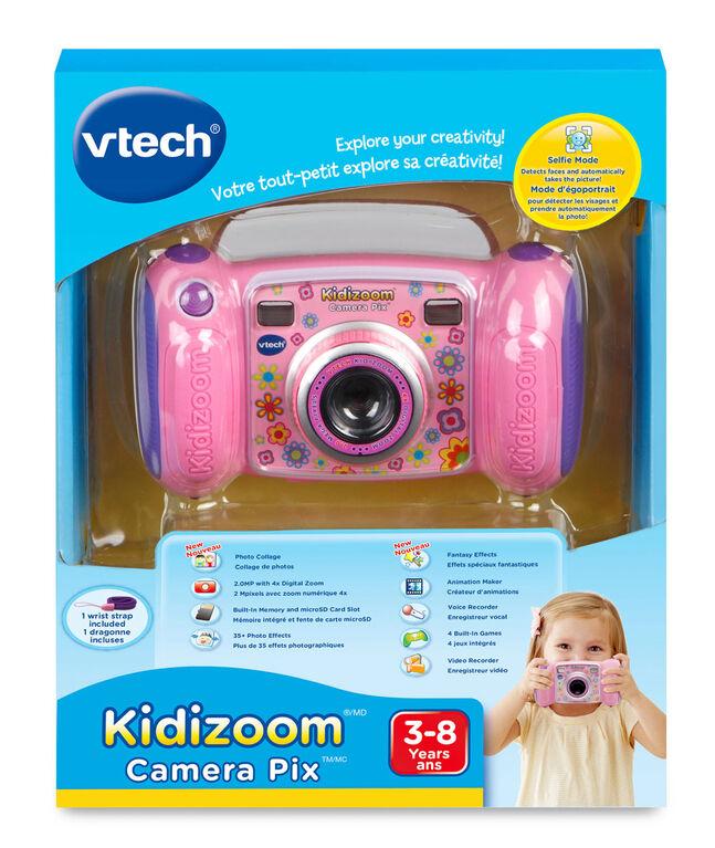Kidizoom Camera PIX Rose