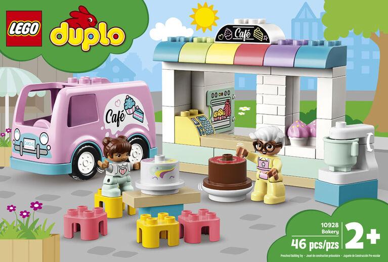 LEGO DUPLO Town La pâtisserie 10928