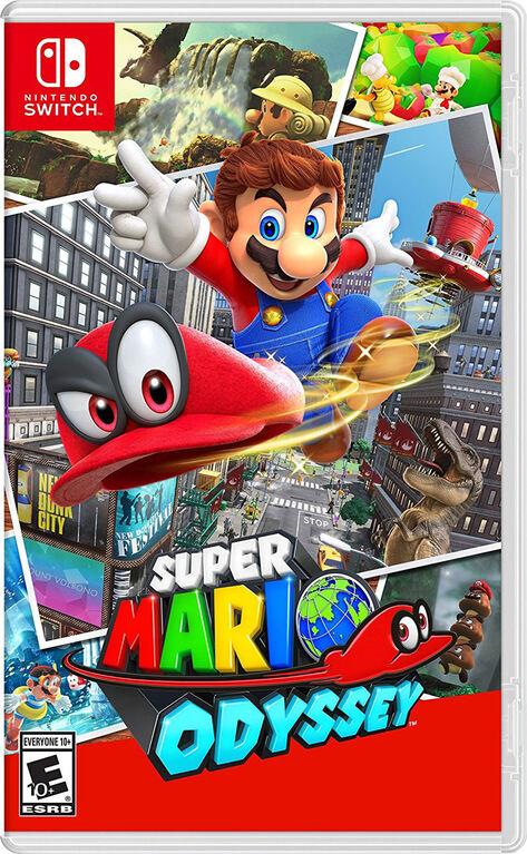 Nintendo Switch - Super Mario Odyssey