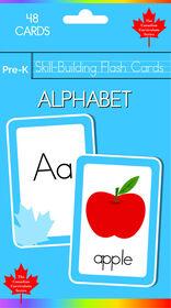 Pre-K Skill Building - Alphabet - Édition anglaise