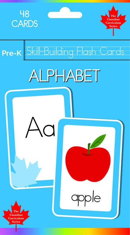 Pre-K Skill Building - Alphabet - English Edition
