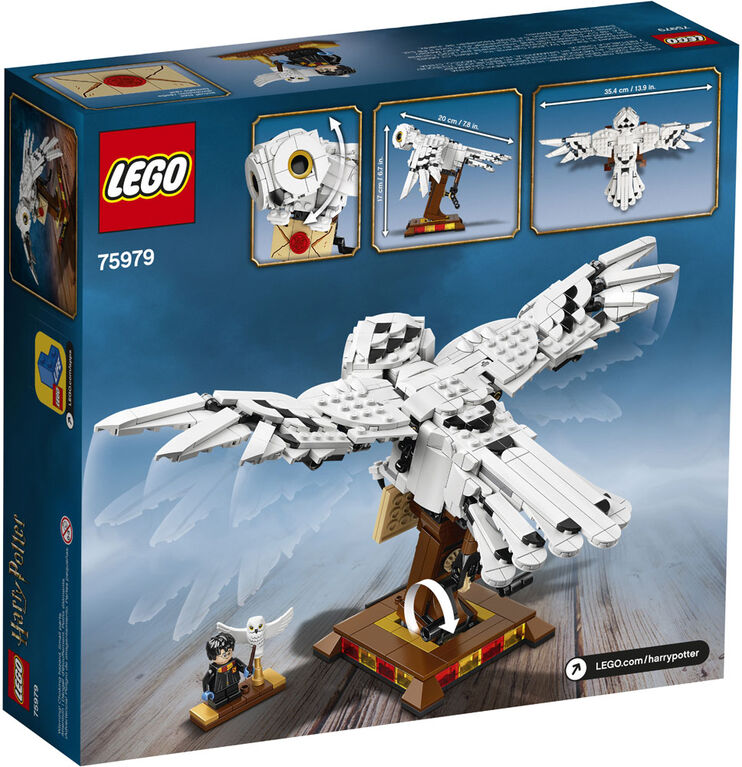 LEGO Harry Potter - Hedwig 75979