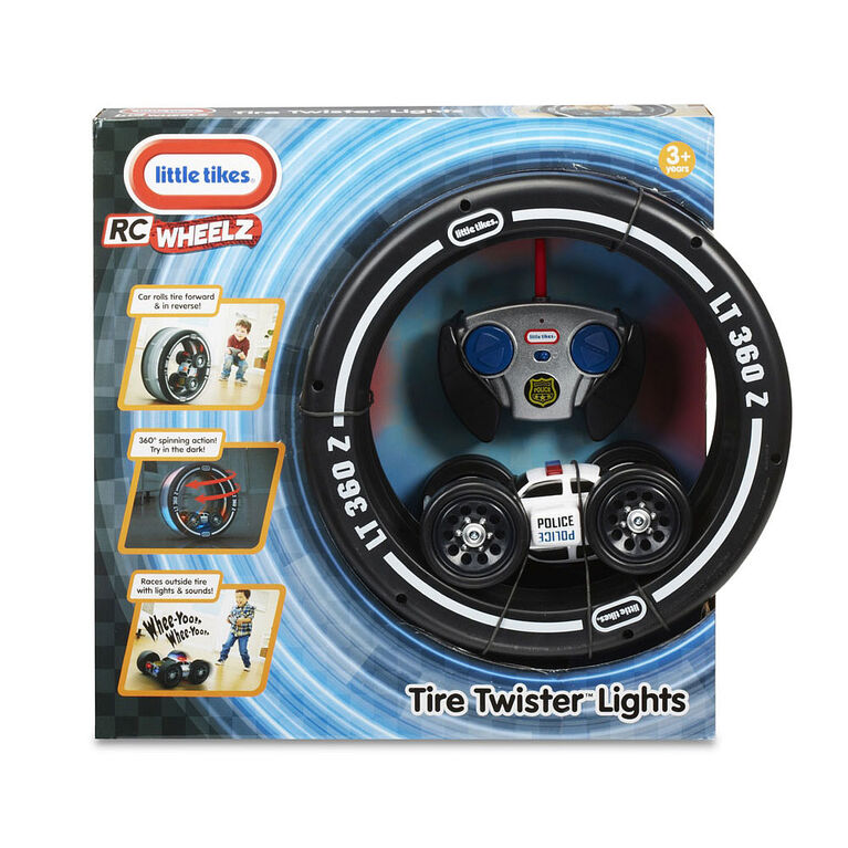 Little Tikes - Lumières Tire Twister