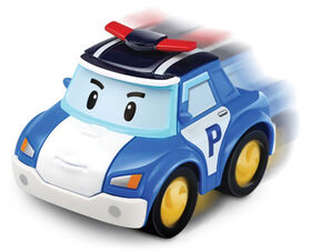 Robocar Poli - Speedy Racer - Poli
