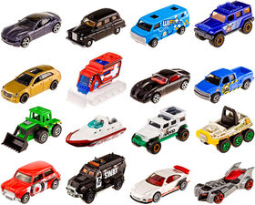 Matchbox Car Collection Styles May Vary