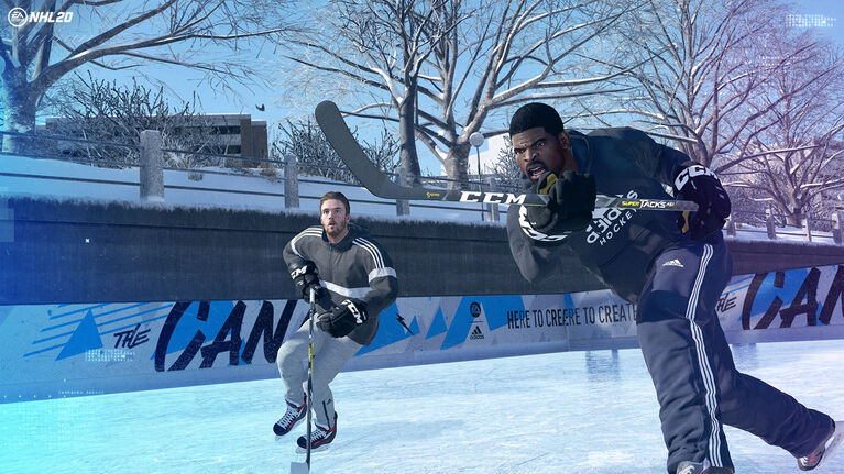 PlayStation 4 NHL 20