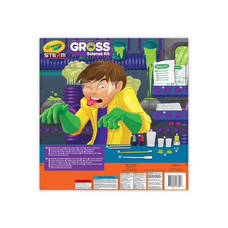 Crayola Gross Science Lab Kit
