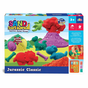 Sandsational Jurassic Classic Set - R Exclusive