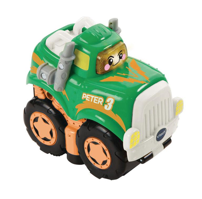 VTech Go! Go! Smart Wheels Press & Race Monster Truck - French Edition