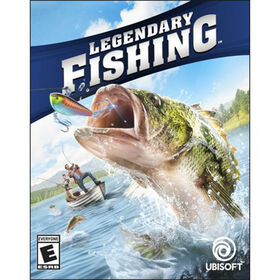 PlayStation 4 - Legendary Fishing