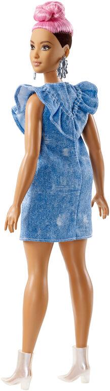 Barbie Fashionistas Blue Jean Queen Doll