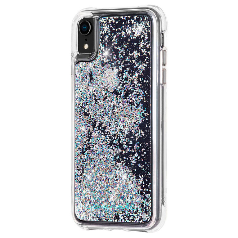 Case-Mate Waterfall Case iPhone XR Iridescent