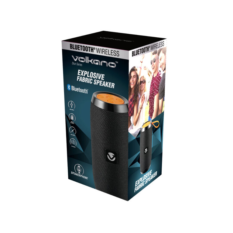 Volkano Stun Series Bluetooth Speaker - English Edition
