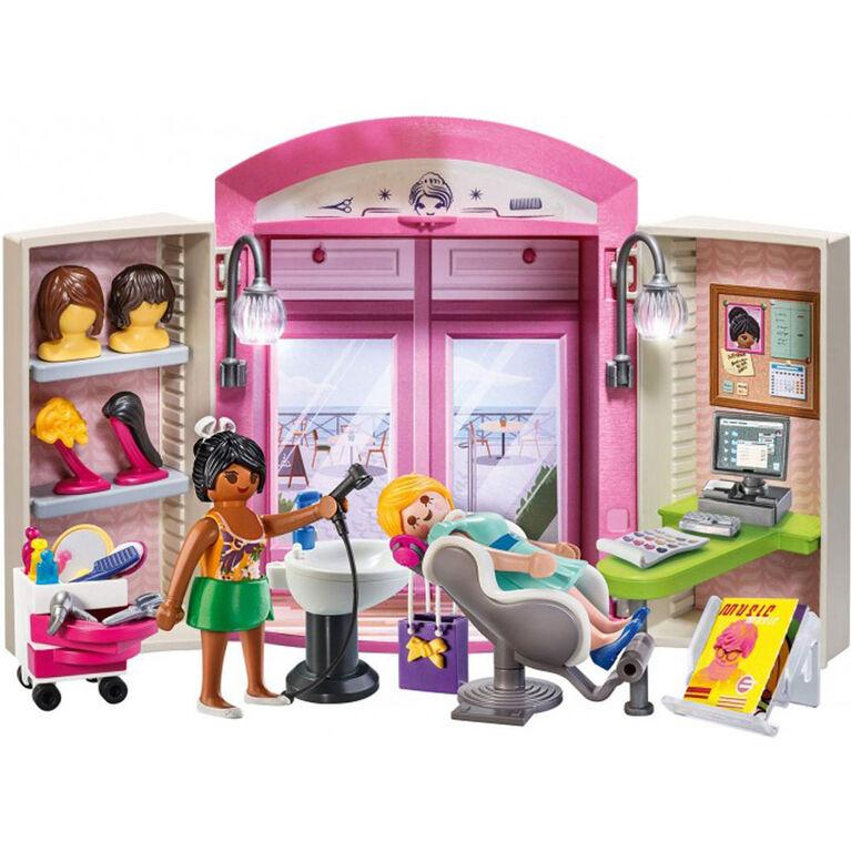 Playmobil - Hairdresser Play Box