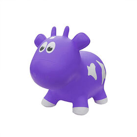 Farm Hoppers: Cow - Purple
