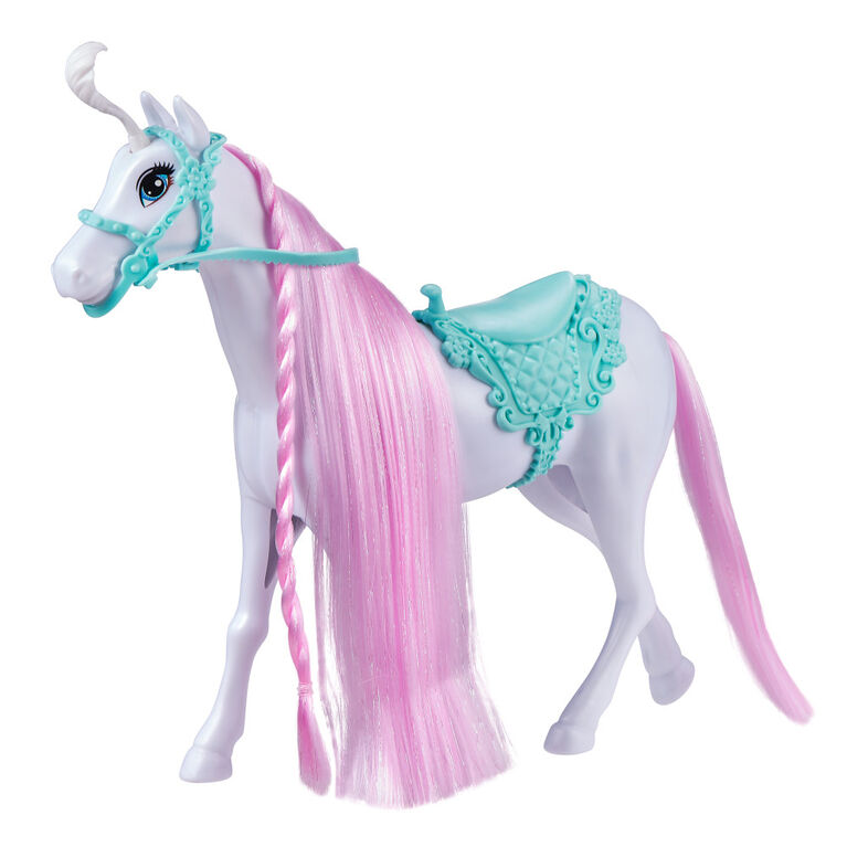 Sparkle Girlz Winter Princess Doll with Royal Horse