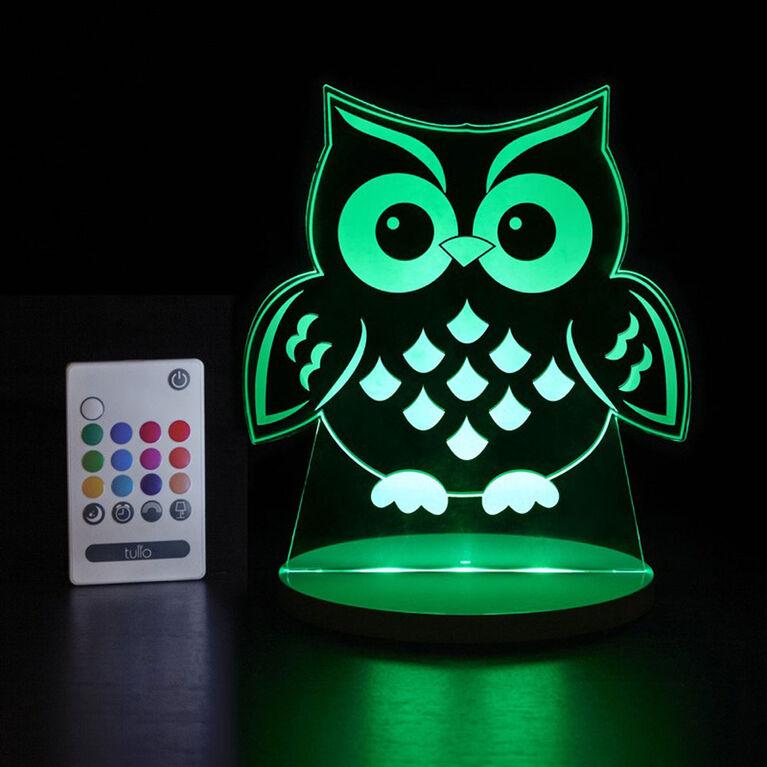 Tulio Dream Lights - Owl