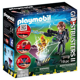 Playmobil - Ghostbusters  Peter Venkman