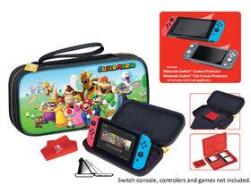 Nintendo Switch Game Traveler Case Bundle Supermario