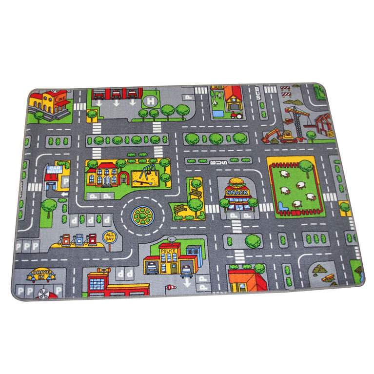 Big City Playmat