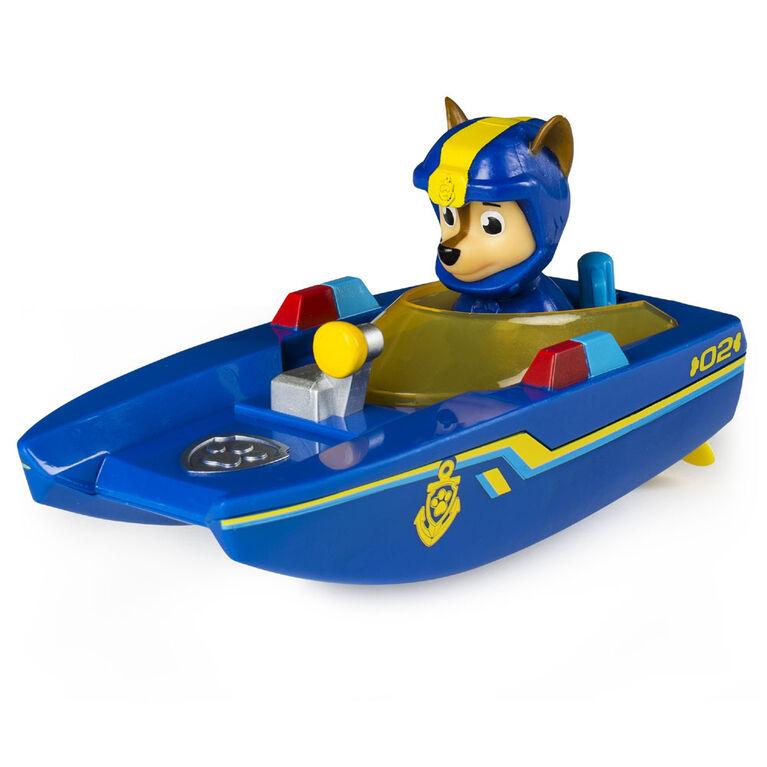 Paw Patrol - Bath Paddling Sea Patrol Pup Boat – Chase