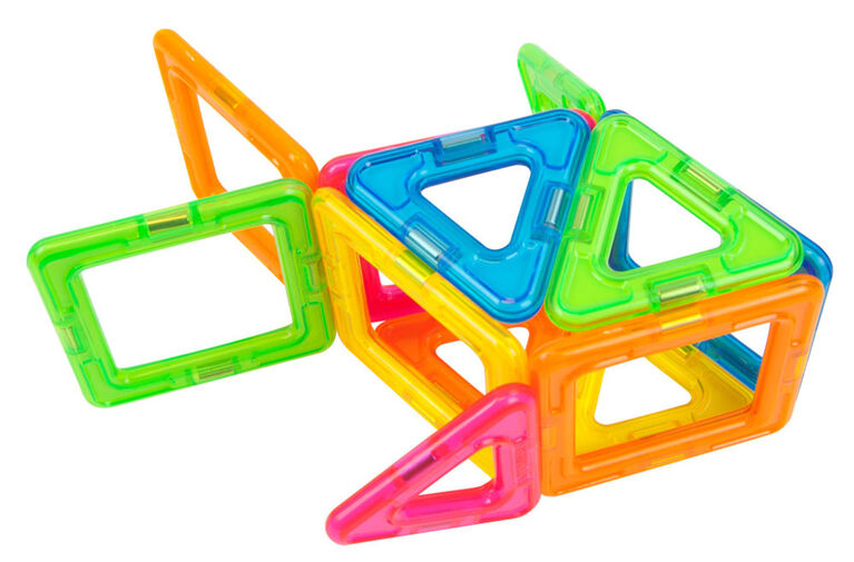 Magformers Neon 14 Piece Set - English Edition