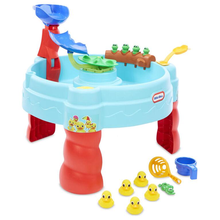 Table d'eau 5 petits canards Little Baby Bum