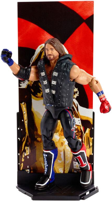 WWE Elite Collection AJ Styles Figure
