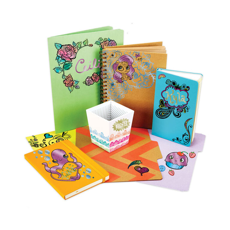 Creations Magic Transfer trousse de papeterie