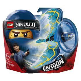 LEGO Ninjago Jay - Le maître du dragon 70646.