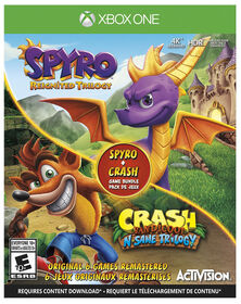 Xbox One - Crash / Spyro Bundle