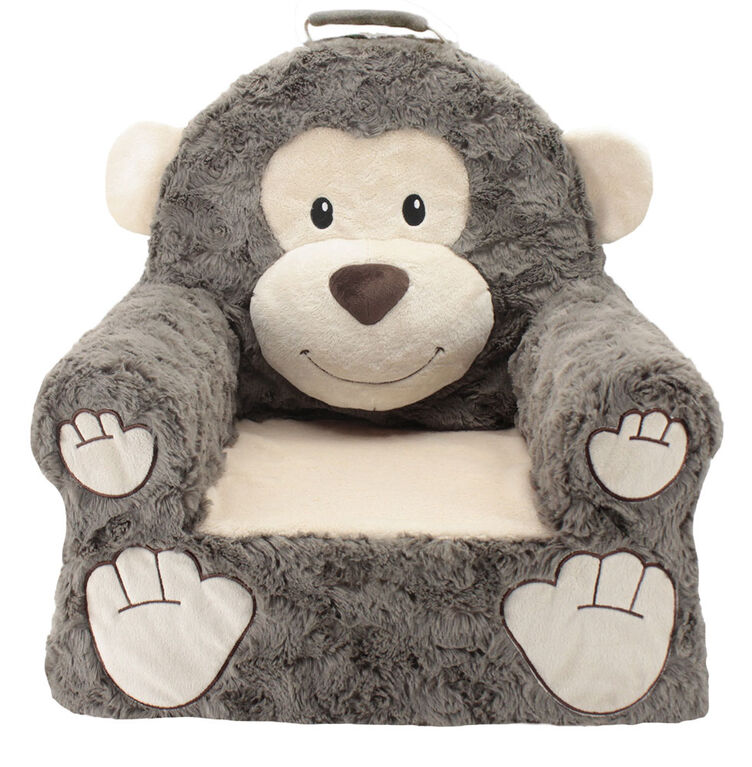Soft Landing Sweet Seats  Chaise Personnage Chouette Singe