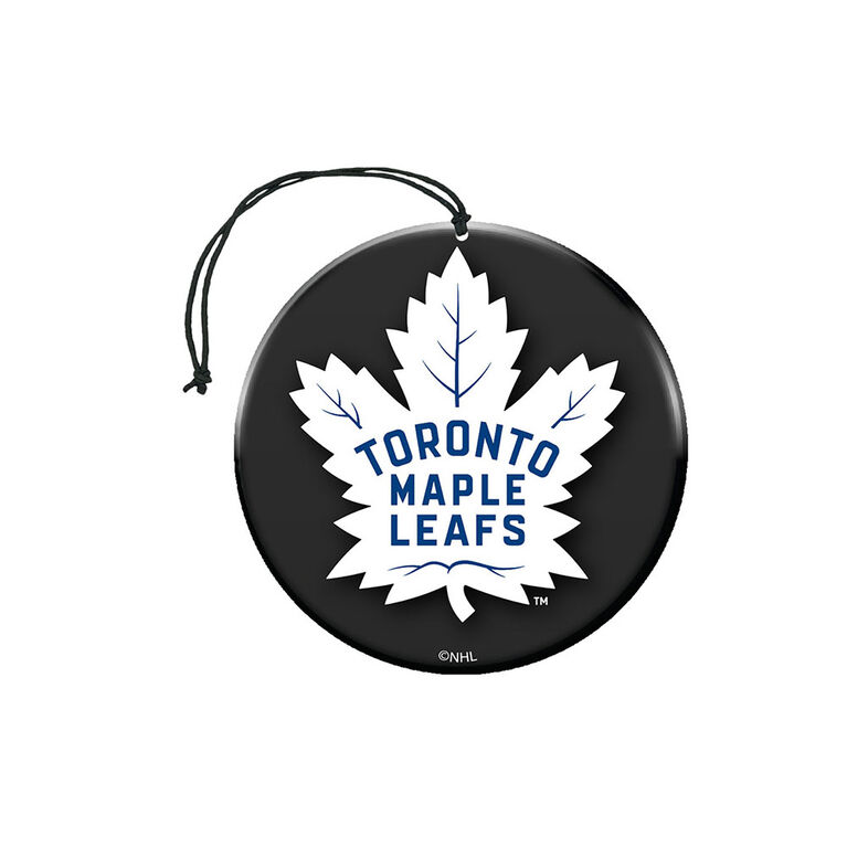 Toronto Maple Leafs Paper Air Freshener 3 Pack