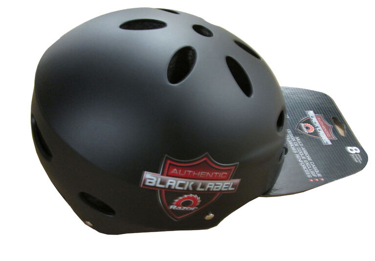 Razor Black Label Helmet 8+