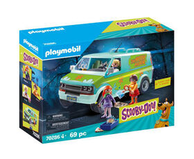 Playmobil Scooby Doo Mystery Machine 70286