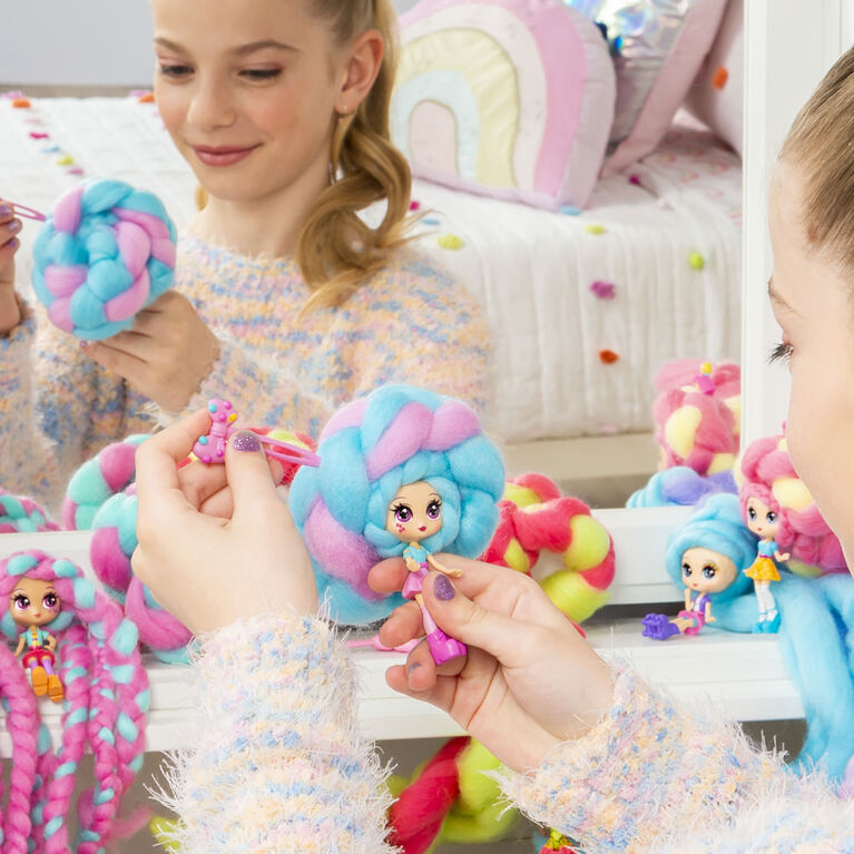 Candylocks, Scented Collectible Surprise Doll with Accessories (Style May Vary)