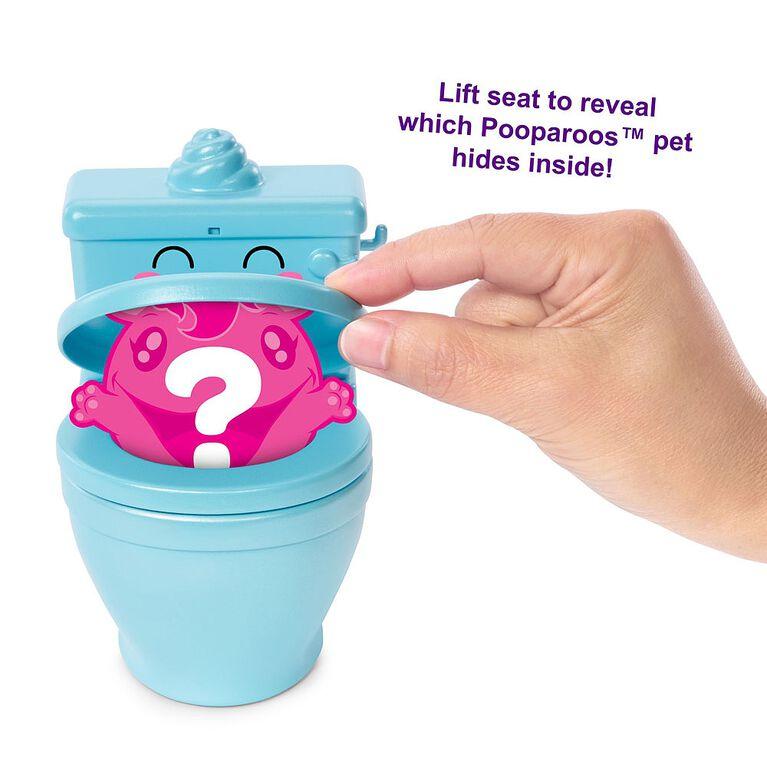 Pooparoos Surpriseroos Figure Set - Styles May Vary