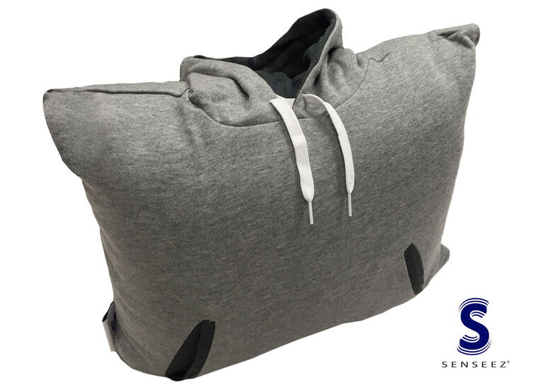 Senseez Trendable Hoodie Relaxation Pillow