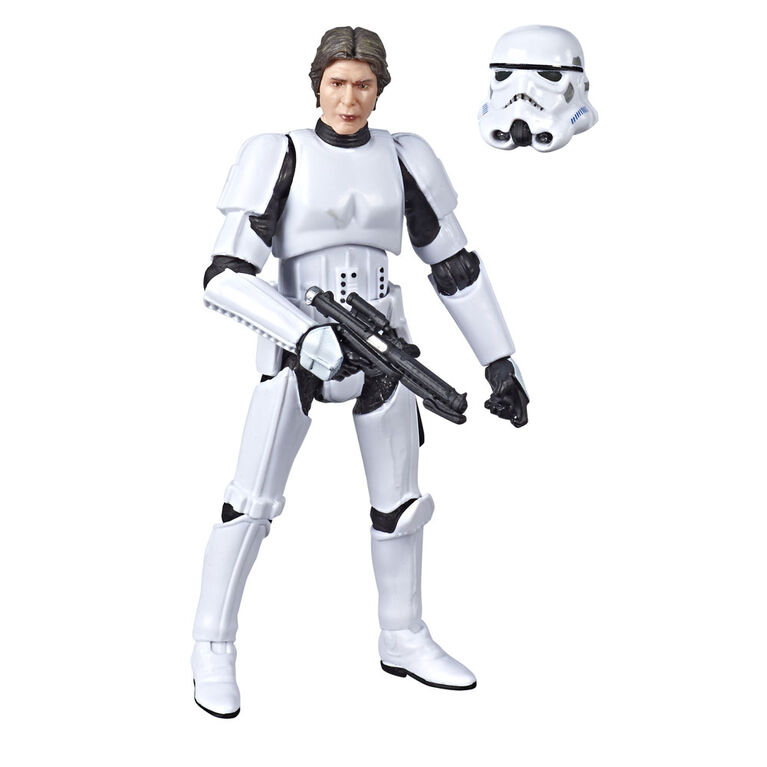 Star Wars The Vintage Collection Star Wars: A New Hope Han Solo (Stormtrooper) 3.75-inch Figure
