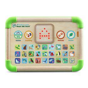 LeapFrog Tablette éducative ABC nature - Édition anglaise